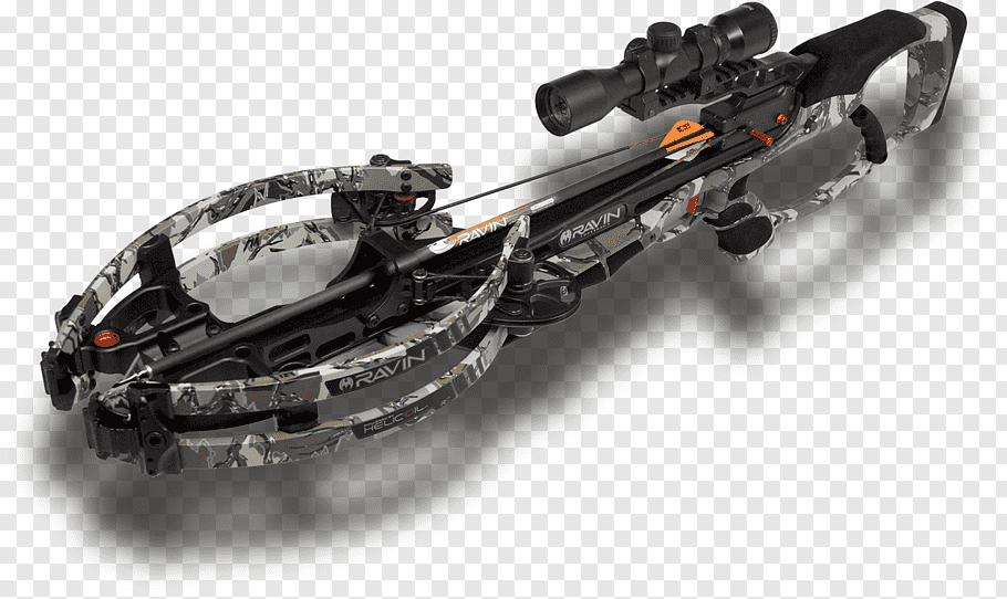 Ravin Crossbows Crossbow bolt Weapon Shooting, Futuristic.
