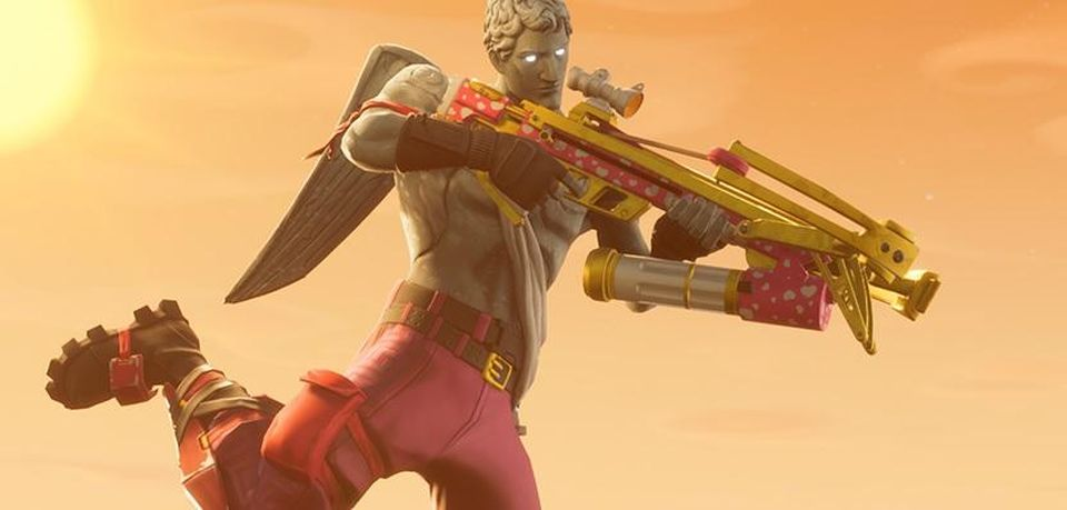Bolt To The Brain: The Best Weapon In \'Fortnite: Battle.