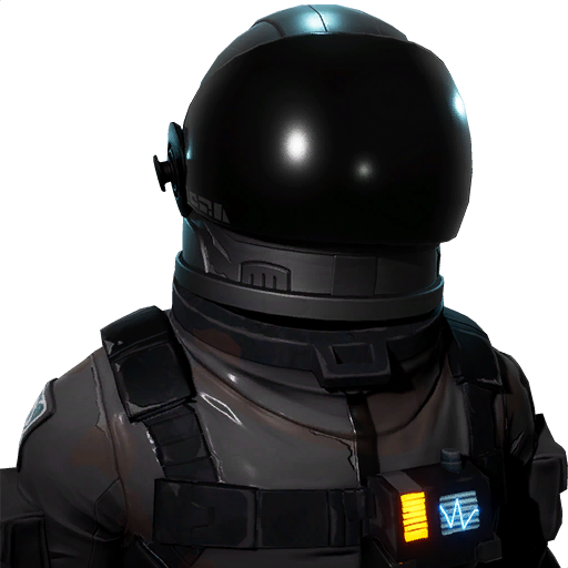 Fortnite Dark Voyager Outfit.