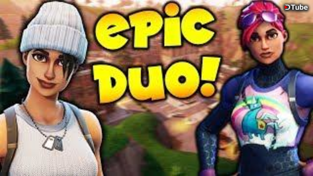EPIC DUO WITH AFRICA [Fortnite] — Steemit.