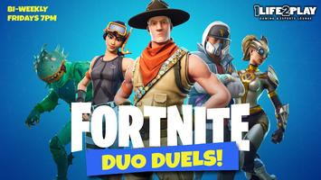 Duo Skirmish: Fortnite Battle Royale Bi.