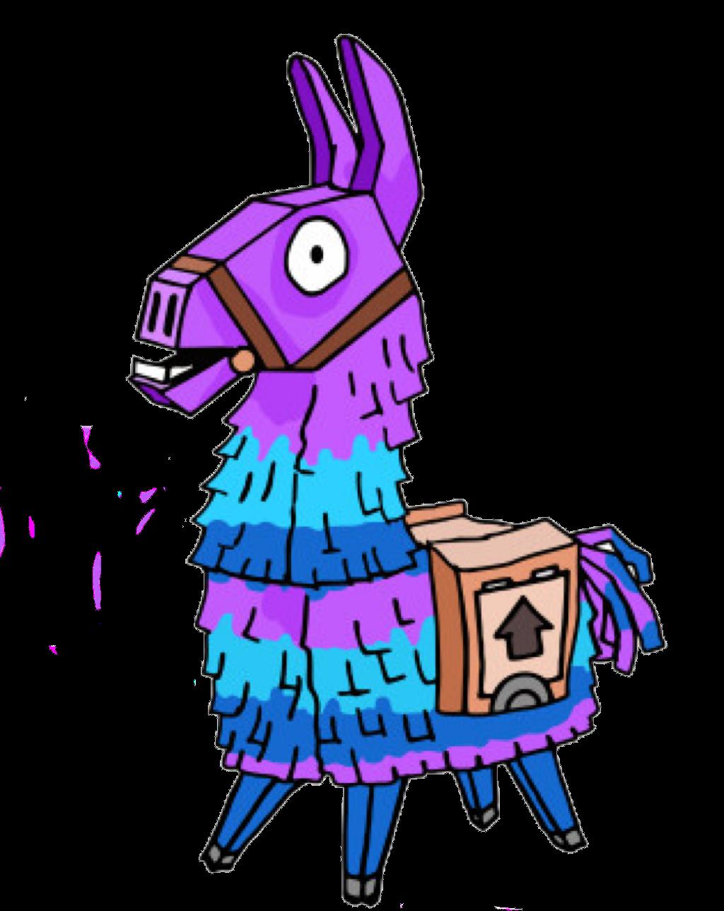 loot llama from fortnite :) llama loot lootllama fornit.