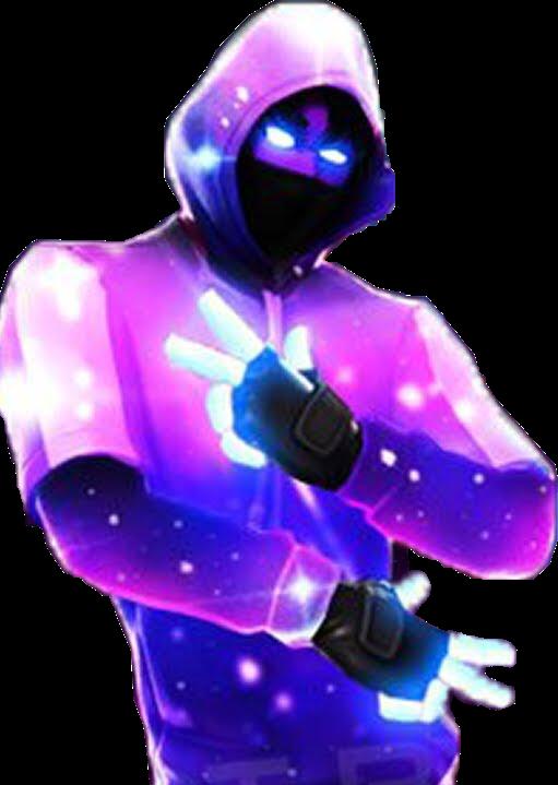 Fortnite ikonikskinikonik skin galaxy ikonik galaxy ski.
