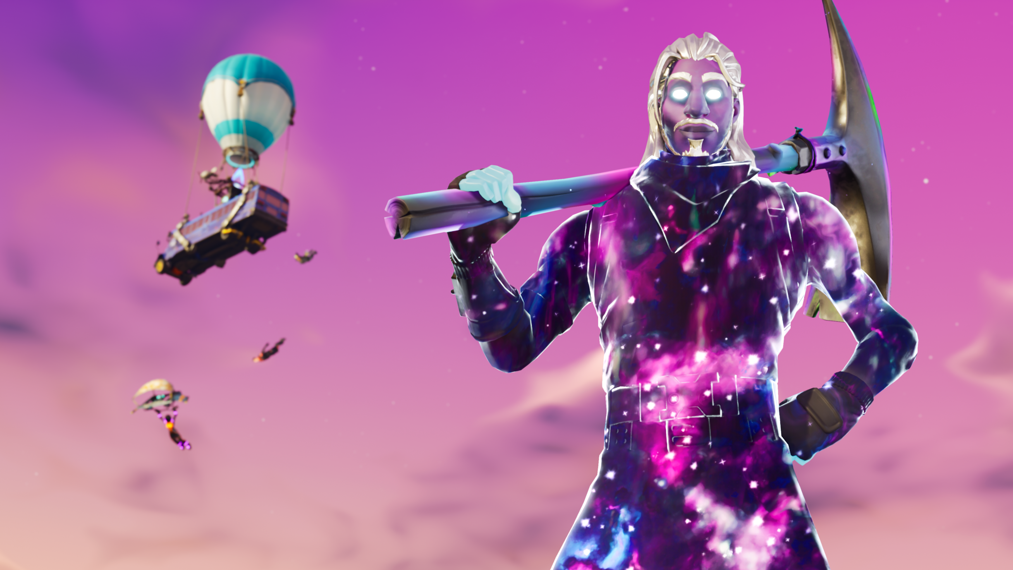 Samsung Is Giving You A Chance to Squad Up On Fortnite with Ninja.