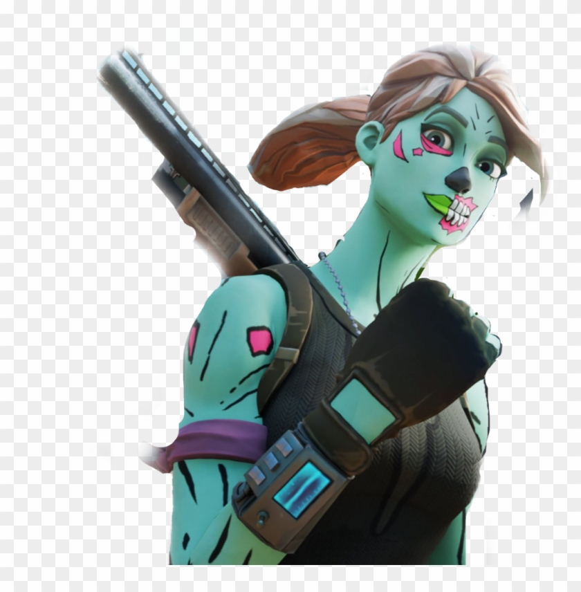Pump Fortnite Ghoul Art.