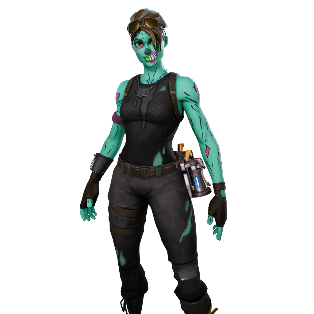 Ghoul Trooper.