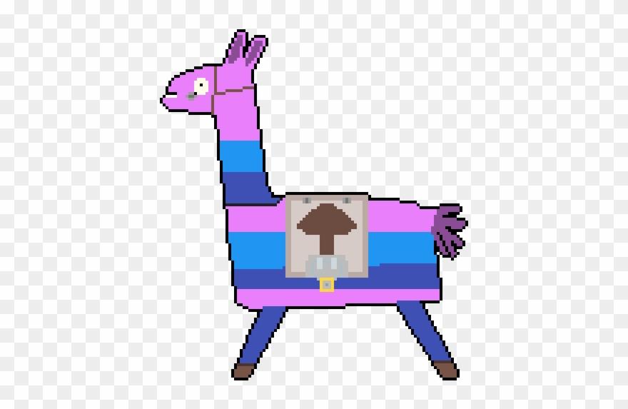 Fortnite Llama.