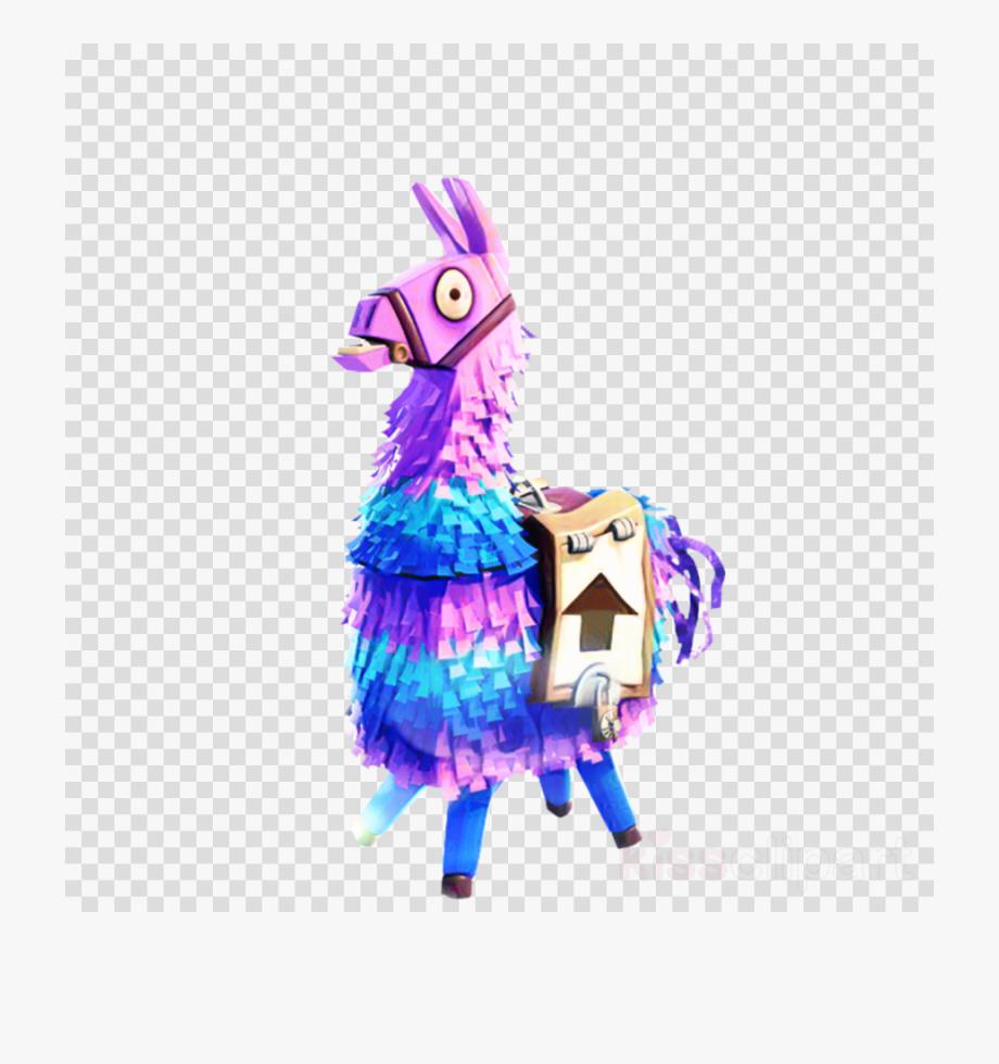 Llama Clipart Pinata.