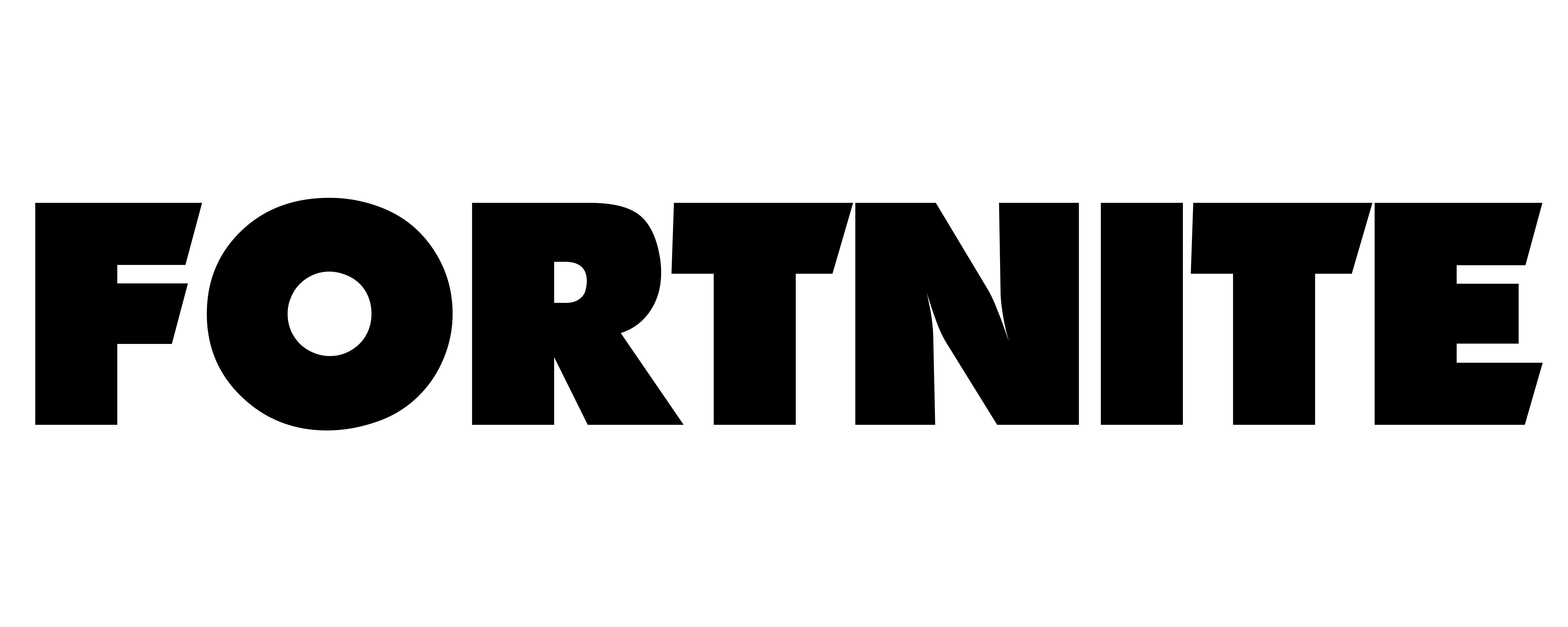 Fortnite Logo PNG Image.