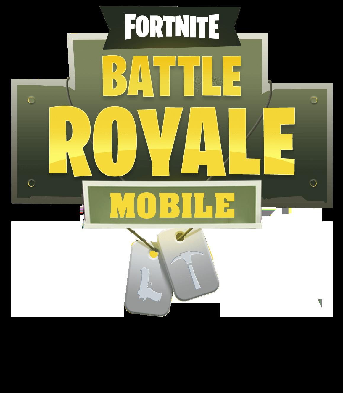 Download Fortnite Mobile Logo PNG Image for Free.