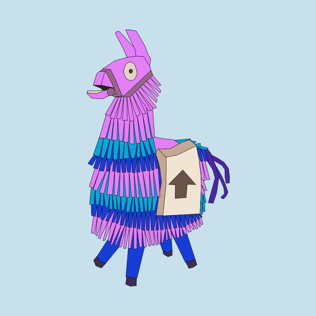 Loot Llama.