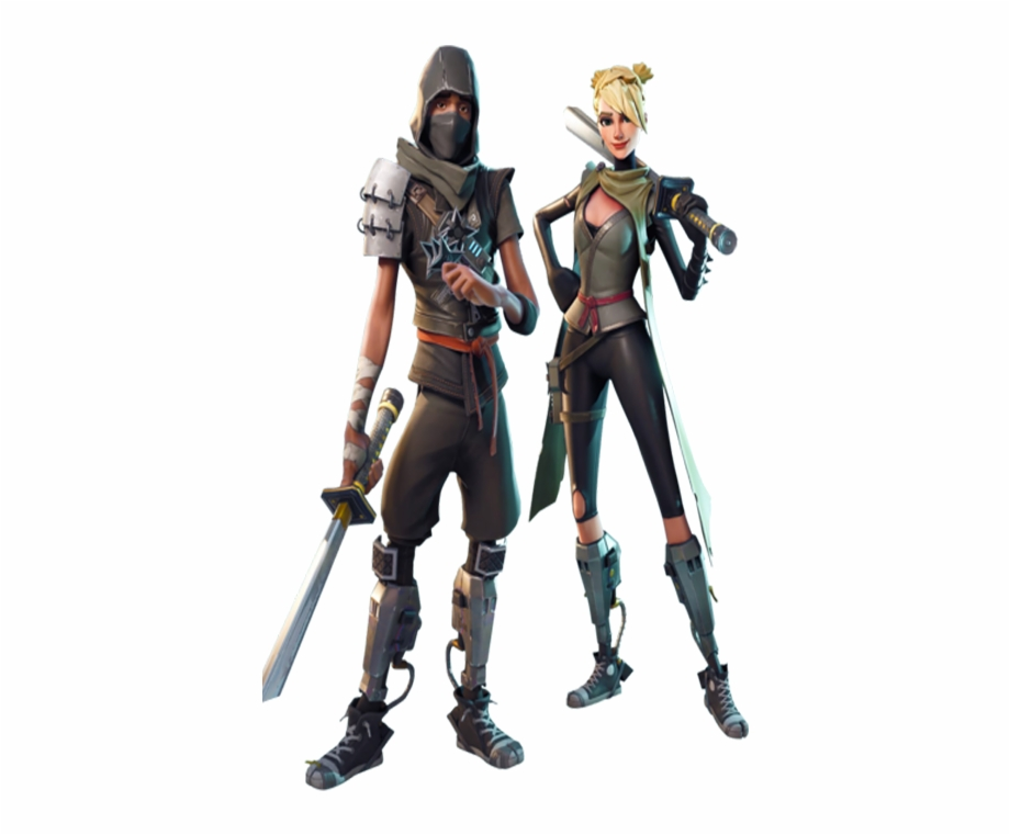 Confirm Fortnite Save The World Characters.