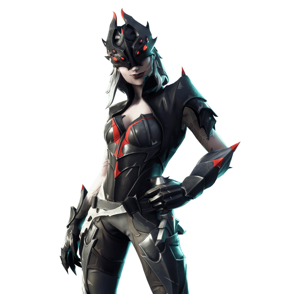 Fortnite New Arcane Skin Female PNG Image.