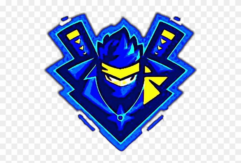 Ninja Improved Logo Owner Ninja Fortnite Fortnitepro.