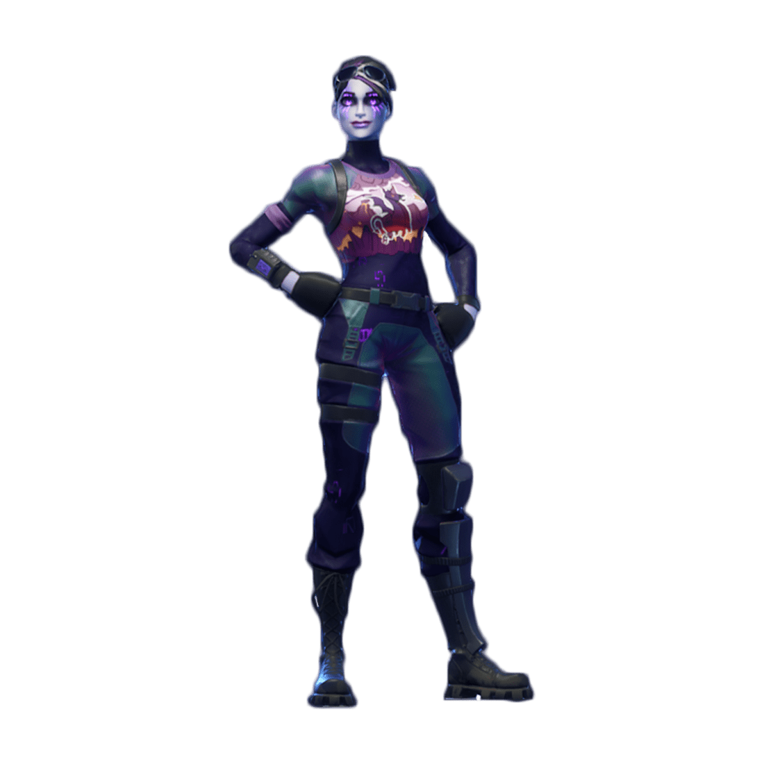 Fortnite Dark Bomber Skin.
