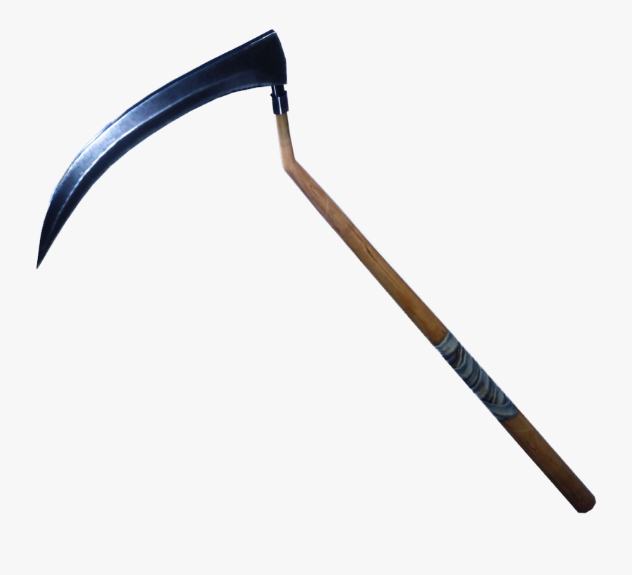 Draw A Fortnite Pickaxe Clipart , Png Download.