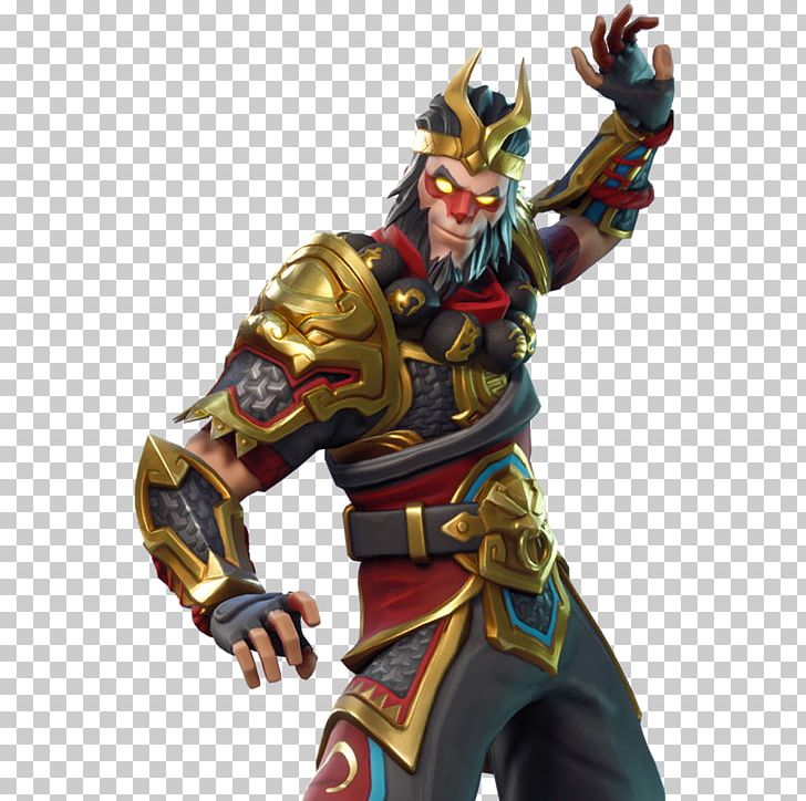 Fortnite Battle Royale Sun Wukong PlayStation 4.