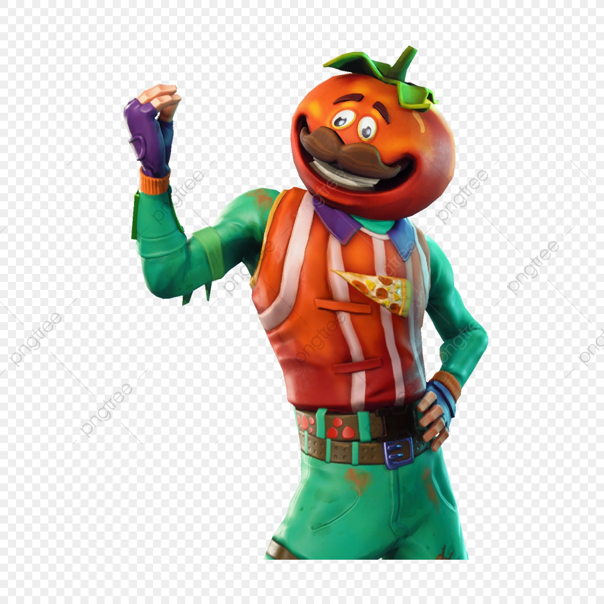 Tomato Head, Fortnite, Pc, Video PNG and Vector with Transparent.