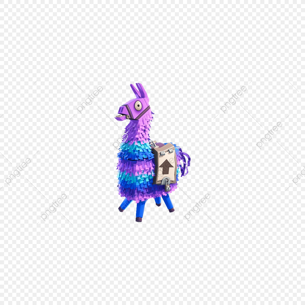 Llama Pinata, Fortnite, Pc, Video PNG and Vector with Transparent.