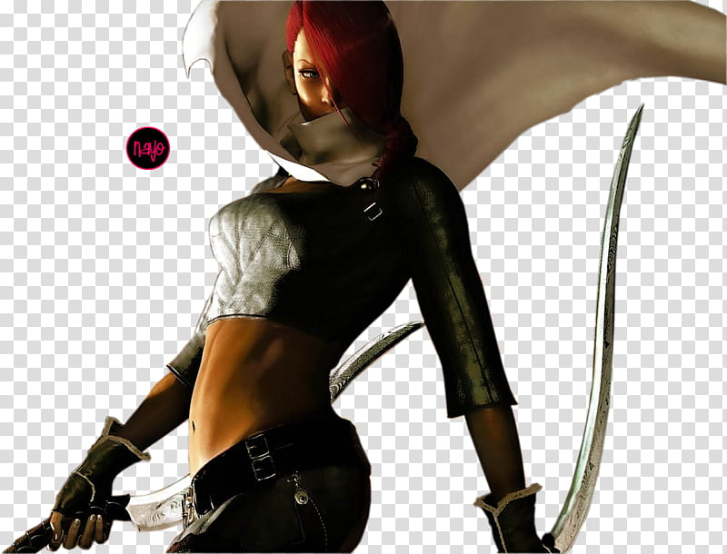 Game Renders , female game character illustration.