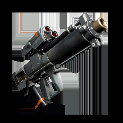 Proximity Grenade Launcher.