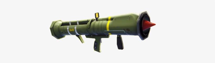 Fortnite Rocket Launcher Png.