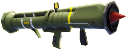 Download HD Fortnite Rocket Launcher Png.