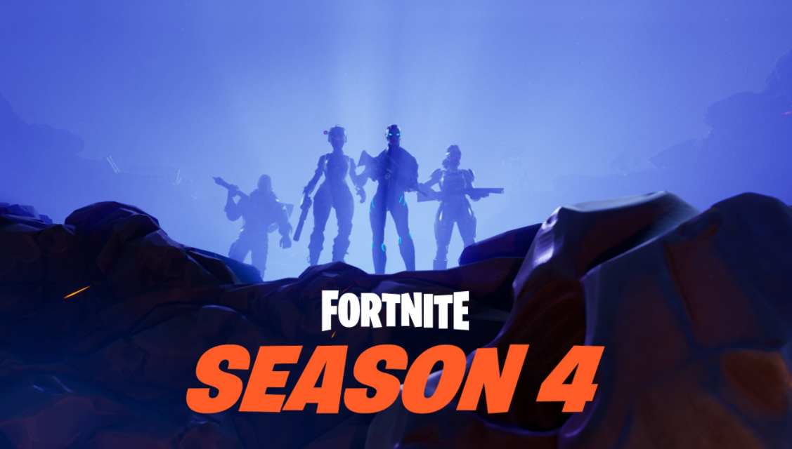 Fortnite season 4 is LIVE! What is the Dusty Divot map update and.