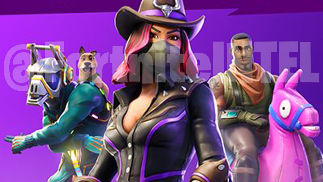 Fortnite Season 7 Skins Clipart.