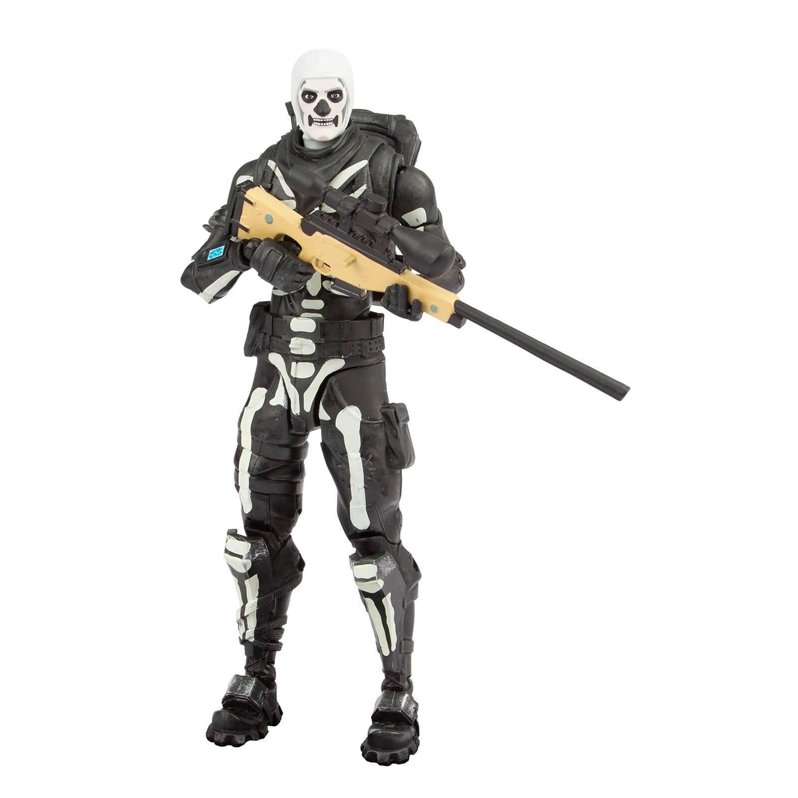 Fortnite Series 1 Skull Trooper Action Figure.