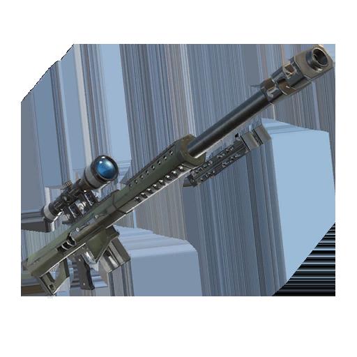 Heavy Sniper Rifle.