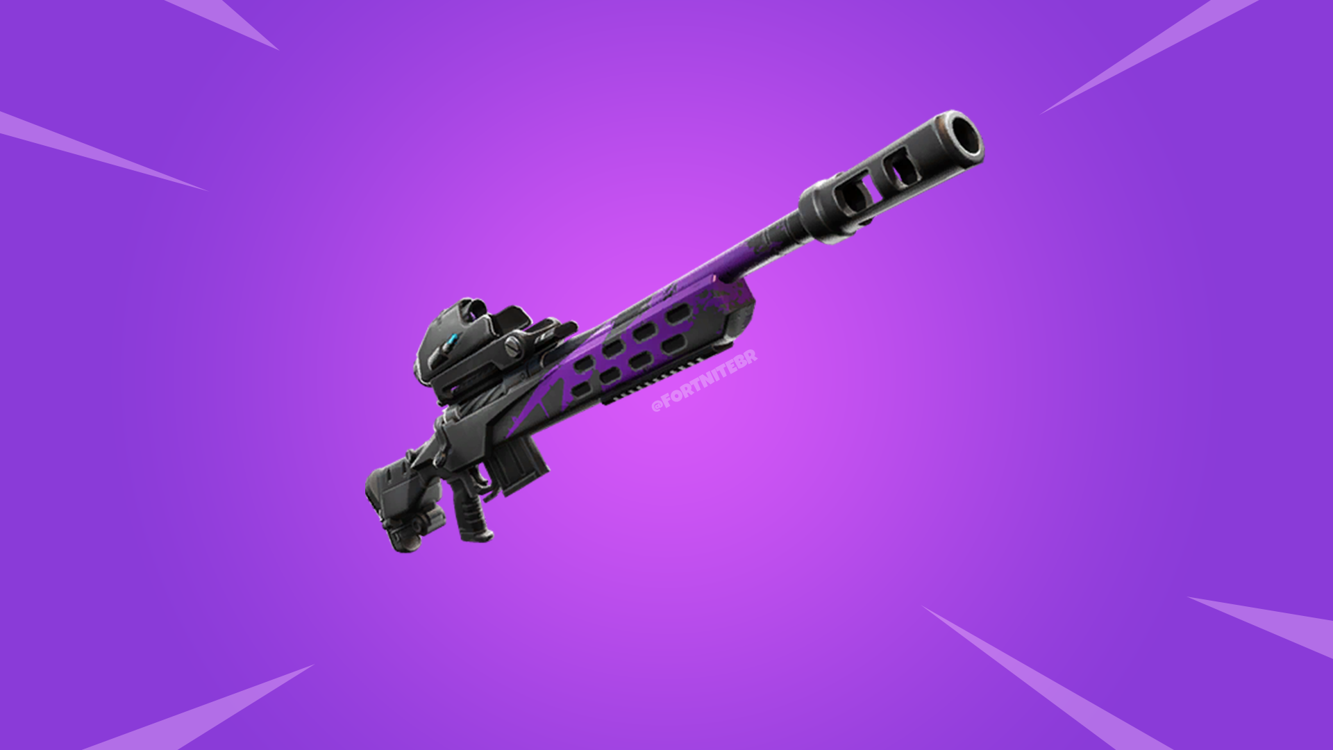 Leak: Storm Scout Sniper Rifle Coming to Fortnite Battle Royale.