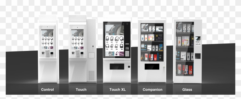 All Spark Vending Machines Solutions.
