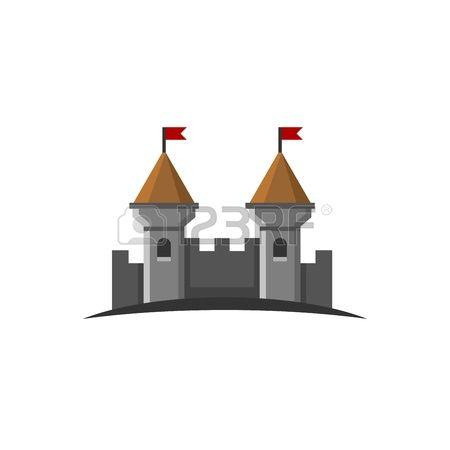 10,489 Fortress Stock Vector Illustration And Royalty Free.