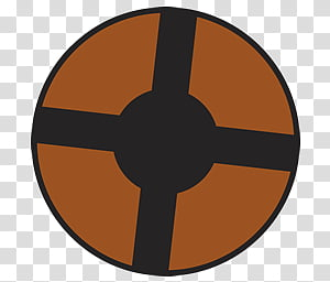 Team Fortress Icons, tf_icon__circle_lg, round black and.