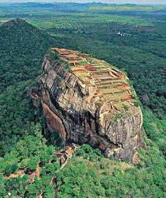 Lion Mountain.