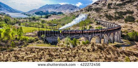 Fortress rail viaduct clipart #7