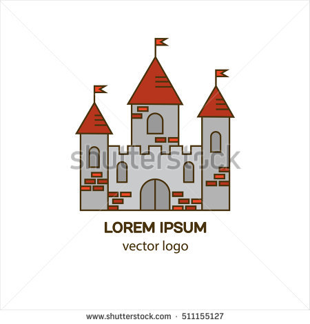 Fortress Vector Stock Photos, Royalty.