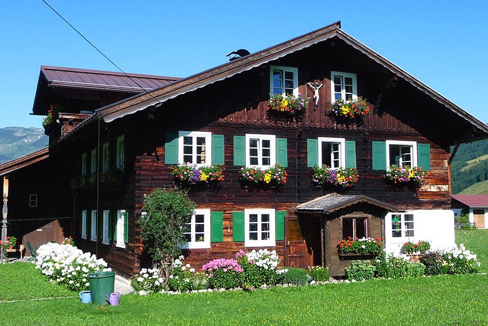Austrian Houses.