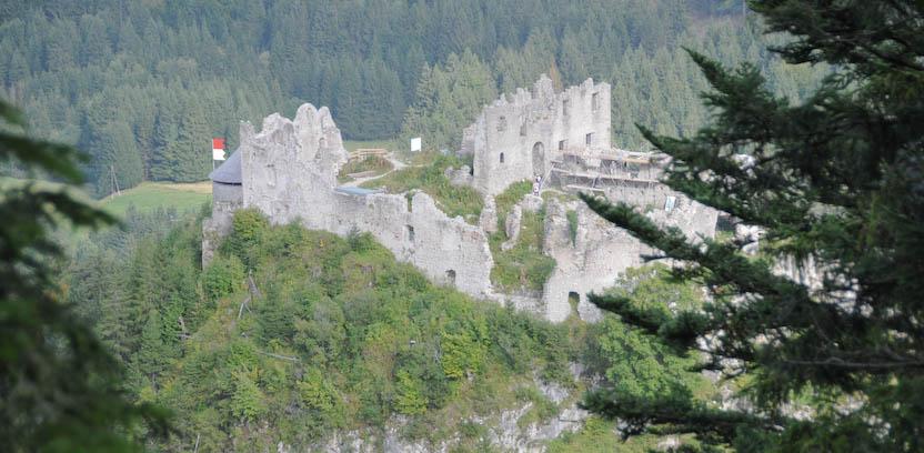 Reutte: Tirol and Bavaria.