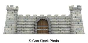 Fortress wall Illustrations and Clip Art. 1,270 Fortress wall.
