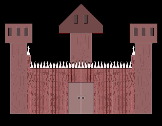 Free illustration: Fort, Castle, Fantasy, Tower.