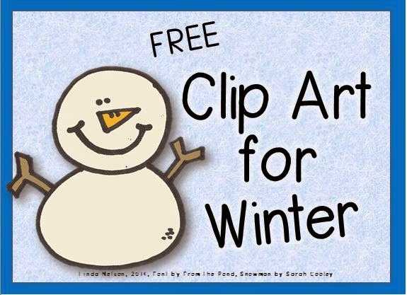 Primary Inspiration: Happy Winter! Free Snow Clipart.