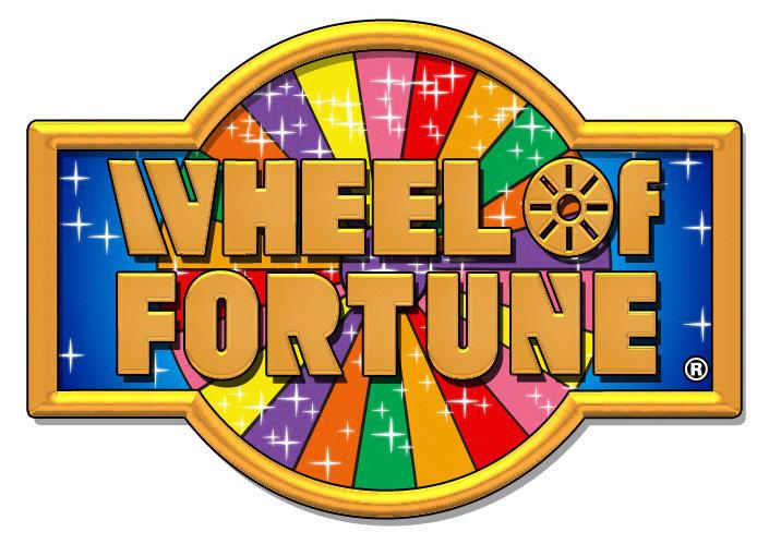 Wheel of fortune Logos.