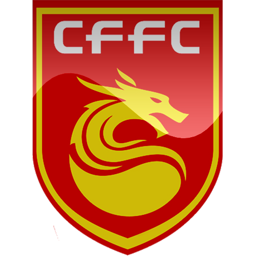 Hebei China Fortune Fc Football Logo Png.