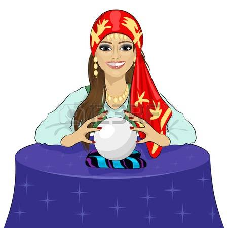 445 Fortuneteller Stock Vector Illustration And Royalty Free.