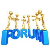 Forums Clip Art.