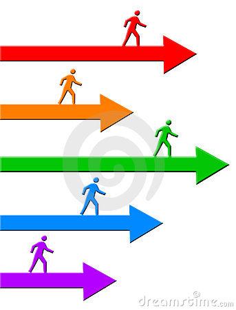 Forward Stock Illustrations.