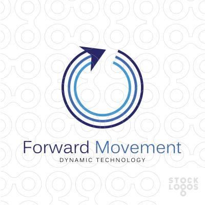 Sold Logo: Forward Movement Dynamic Technology.