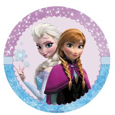FREE Frozen Clipart.